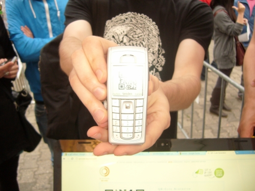 Mobile Ticketing at Electronic Beats